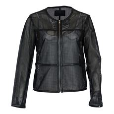 Leather Jacket, 12162, black, Depeche