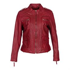 Biker Jacket, red, Depeche