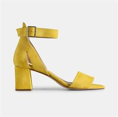 MAY RUSKINDS SANDAL - YELLOW, Shoe The Bear
