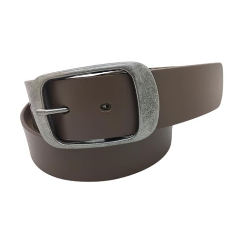 Belt basic leather, L1-0001, tube, JUST D`LUX