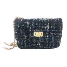 Bag, C2-0008, Navy, Just d`Lux