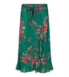 Lotus Skirt, Green, Co`Couture