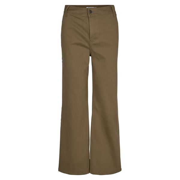 CO`COUTURE BUKSER, WALNUT TROUSERS LUCIENNE FLARE 91079