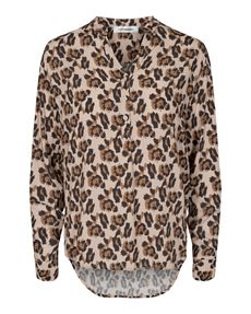 CO`COUTURE SKJORTE/BLUSE, COCO ANIMAL DUST