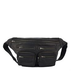 LY BUMBAG -Black, Re:Designed By Dixie