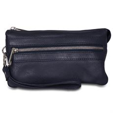RE:DESIGNED BY DIXIE - ISLA COMBI CLUTCH, NAVY