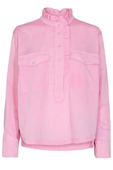 CO`COUTURE SKJORTE, SISSA SHIRT, PINK