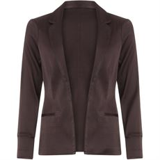 Suit jacket w. pibing detail - Blackberry, Coster Copenhagen