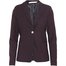 COSTAMANI BLAZER, HAIKO BLAZER, BLACK BUBBLE GUM