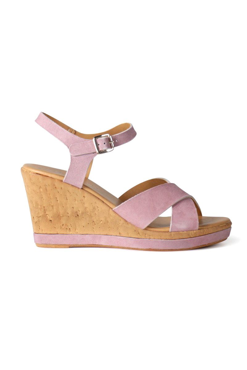 6968a6fddcc REDESIGNED BY DIXIE SANDAL, ULRIKA, LAVENDER