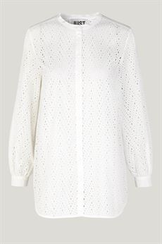 JUST FEMALE SKJORTE, NAILA SHIRT, BRILLIANT WHITE